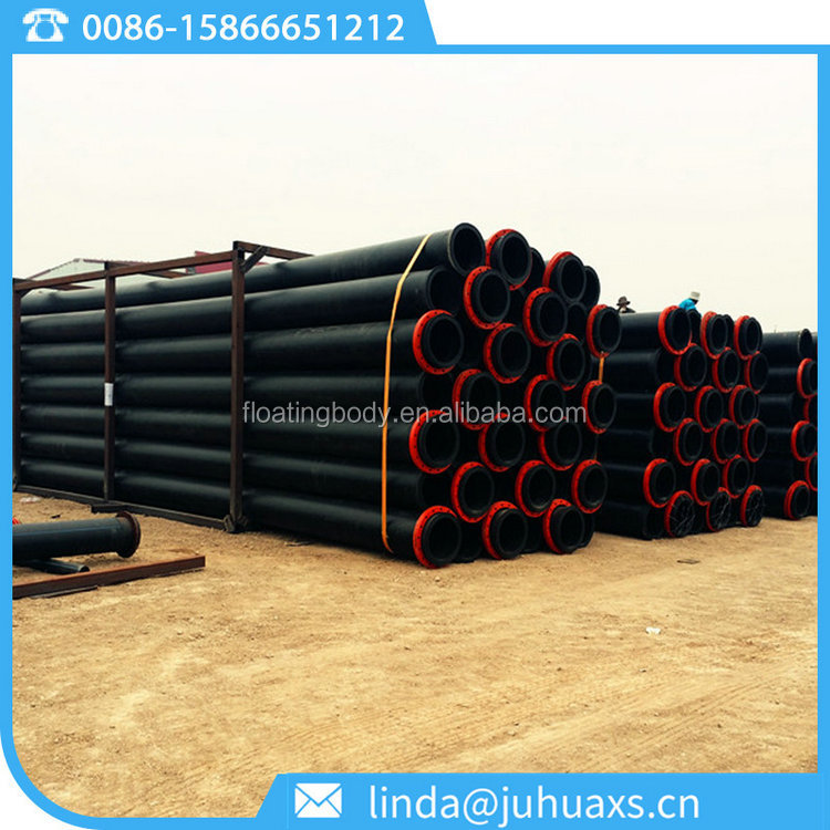 Large Diameter Fabric Spiral Slurry Sand Suction Dredge Rubber Hose