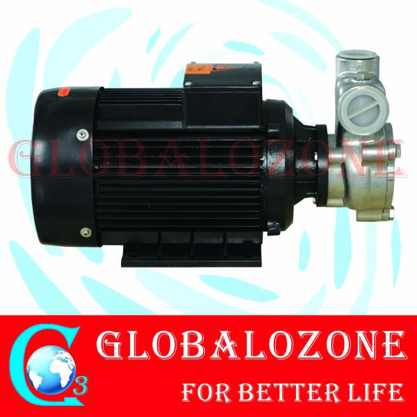 380V 12T water& ozone mixing pump for ozonated solution