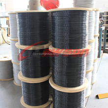 Dawson high-quality 16mm stainless steel wire rope