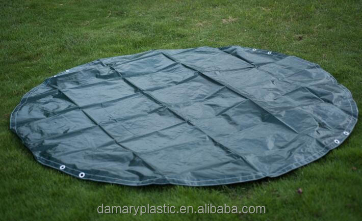 pe swimming pool cover winter cover