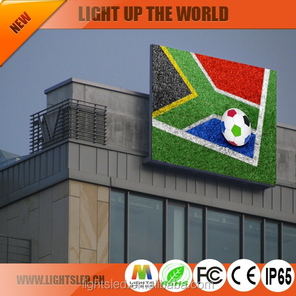 new electronics P8 dip/smd outdoor led electronic football scoreboards/led tv suppliers parts led alibaba cn