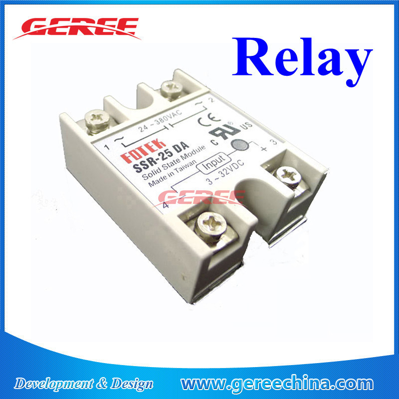 AC to DC solid state relay