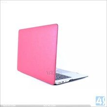 Super quality factory price hard tablet case for Apple MacBook Air 13 pu pc cover