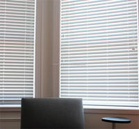 "2016 popular 2"" room-darkening Vinyl PVC venetian blinds"