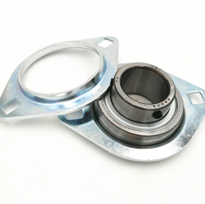 "complete unit 1 /""  2 BOLT STAMPED FLANGE BEARING ..SBPFL205-16"