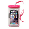 Mobile Phone Accessory pvc material waterproof phone bag