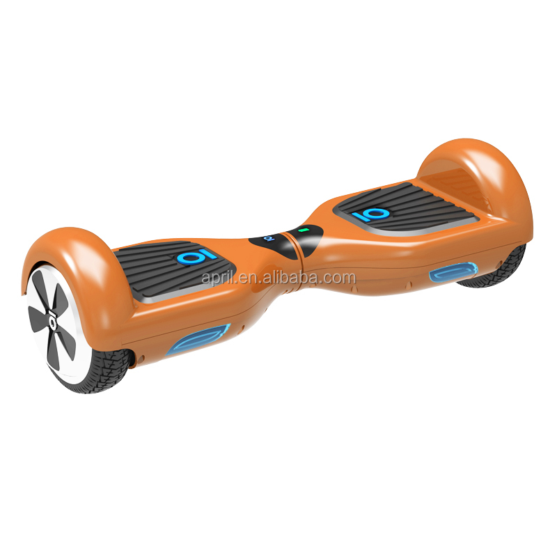 Factory Direct Supply Hoverboard Battery Light Weight Electric Scooter Self Balancing Scooter