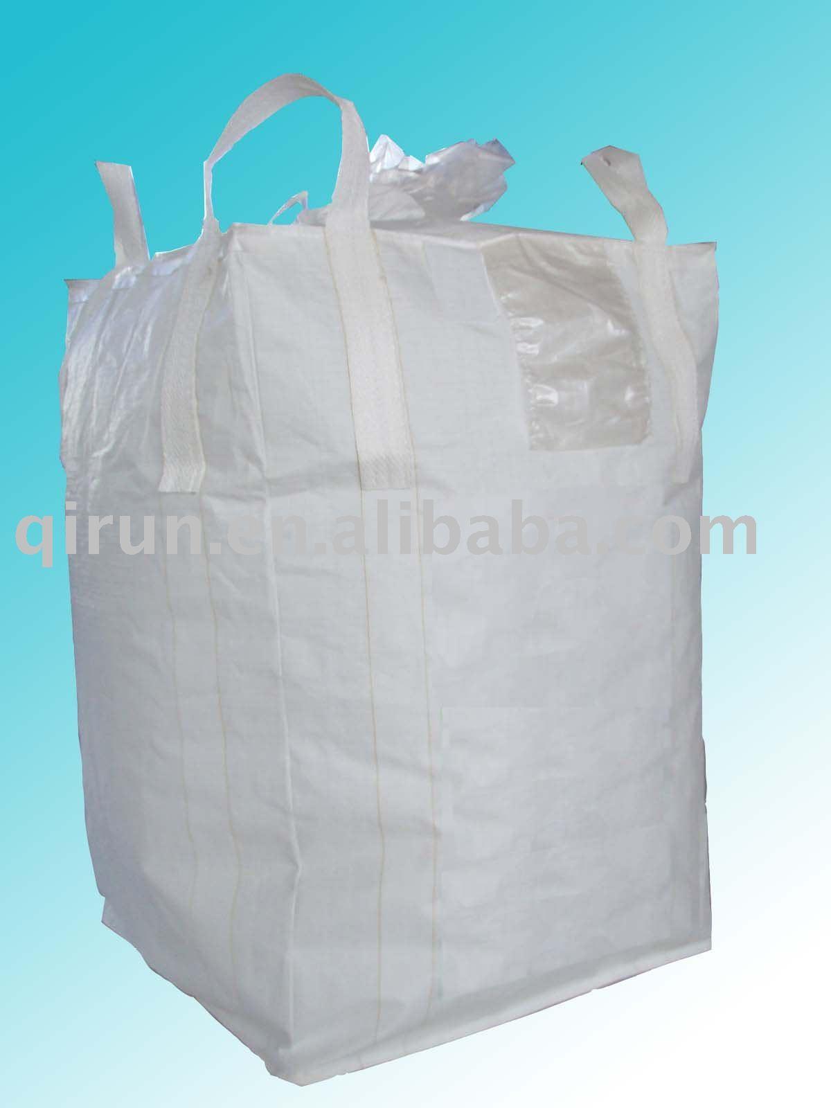 Jumbo bolsa de pl stico sacos de escombros identificaci n - Bolsas para escombros ...