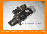 China Factory Sale XCMG ZL50G Loader Shangchai/Weichai Engine Starter Motor