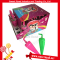 Umbrella Shape Fruit Flavor Spray Candy in Display box
