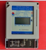 Compact size single phase meter box