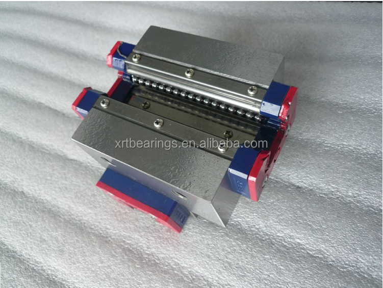 SER-GC35 cross roller guide rail linear motion slide/cross guide with slider