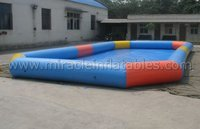 100% PVC pool inflatable,inflatable pool float for water game M8003