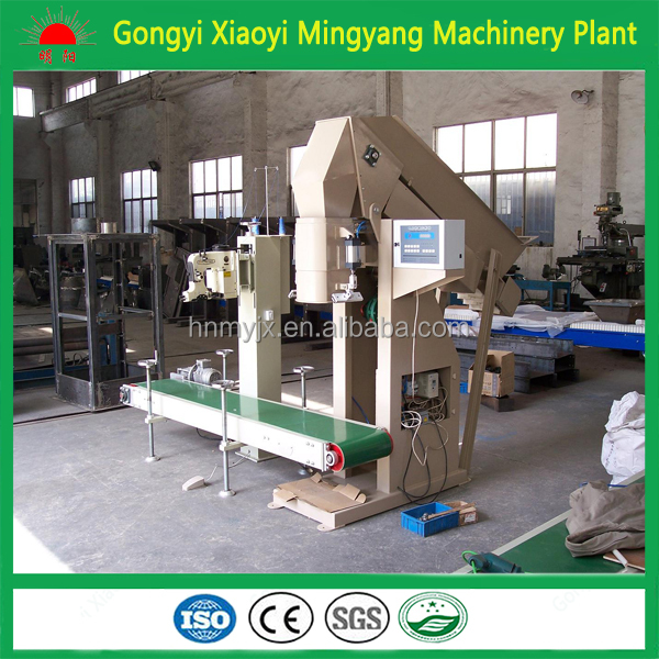 CE approved good quality machine for packaging charcoal briquettes automatic system008618937187735