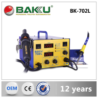 BAKU BGA hot air Rework Station BK702L Mobile Phone Used