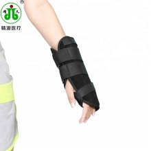 Medical equipment adult wrist orthosis with splint