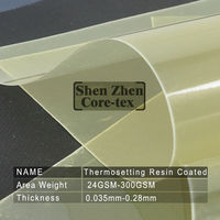fr4 epoxy glass fiber fabirc for printed circuit board
