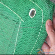 High quality polyethylene construction safety net for building debris netting