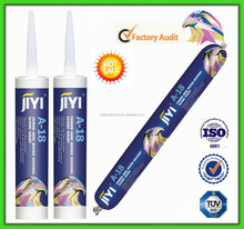 Silicone sealant for secondary seal and joint structural insulating glass