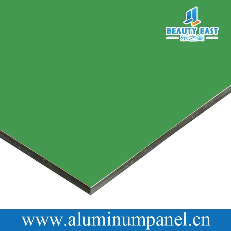 light weight aluminum truck body panel acp