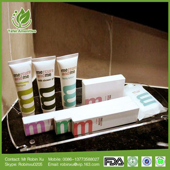 [Factory Price] 2013 New design luxury Hotel Amenities Products