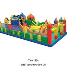 Colorful inflatable bounce of China supplier