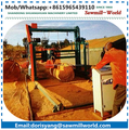 log cutting machine for timber