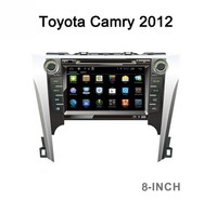 "8.0""android 4.4.2 car dvd with gps for toyota 2012 camry"