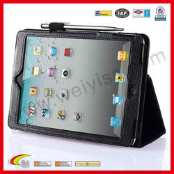 Auto Wake / Sleep Smart Case PU Leather Case for Ipad 5