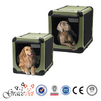 [Grace Pet] Portable fabric dog kennel
