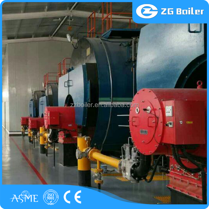 CE SGS TUV BV approved oil gas steam boiler steam engine