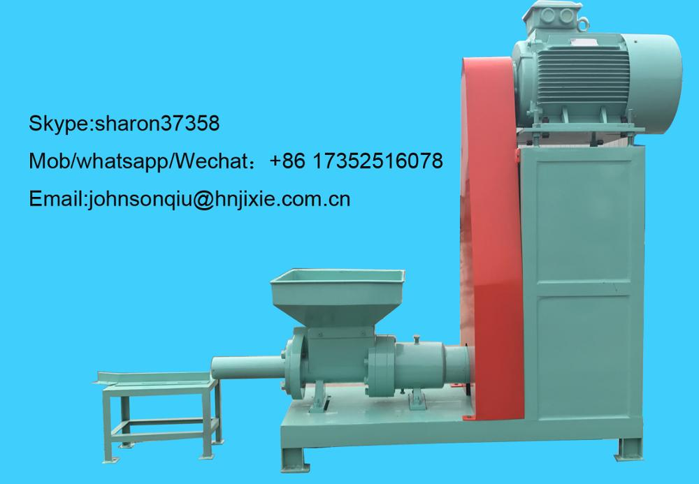 High quality straw briquette maker