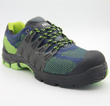 Sport style safety shoes for male and female