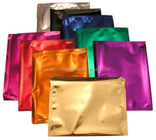 OEM Coloured Metallic Mailer Plastic Bag