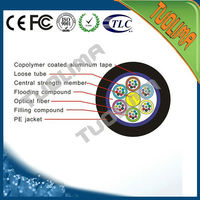 TUOLIMA outdoor 6 core Optical Fiber cable GYTA