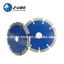 Z-Lion Stone Cutting Tools 110mm Tuck Point Diamond Band Saw Blade