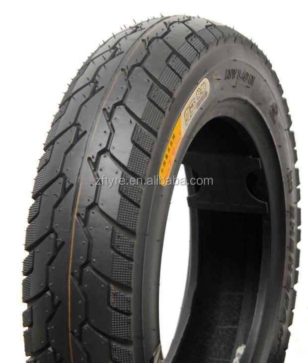 High performance motorcycle tire and tube