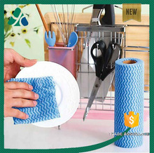 Spunlace Disposable Kitchen Cleaning cloth
