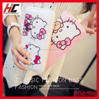 wholesale fashion low price ladies pars hand ladies wallet to import