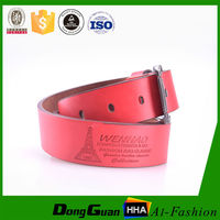 New hot sale agjustable fashion wild colors leather belts for womens
