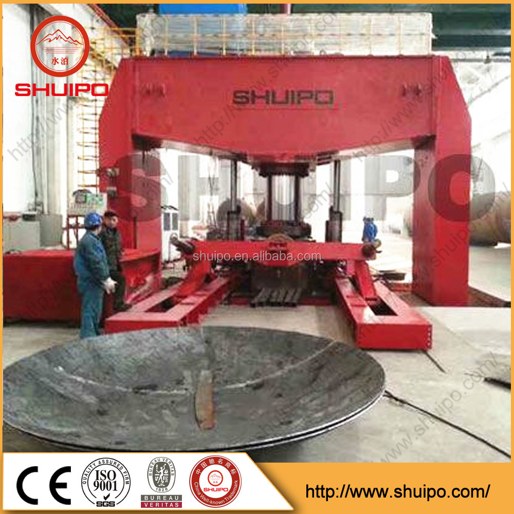 Dish End Hydraulic Press Machine/Stainless Steel Dished Head Machine