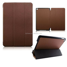 Magnetic Smart Cover Leather Case for iPad Air 2 Case with sleep function