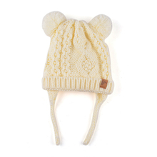 Cute winter hat, cute baby winter hat, baby winter hat with earflap