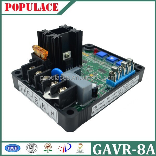 Electrical Products Generator Parts AVR GAVR 8A