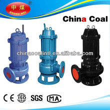 WQ Series Submersible Centrifugal Sewage Pump From manufacture