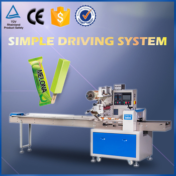 popsicle packaging machine