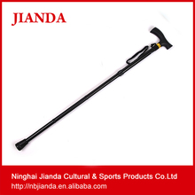 Folding aluminum hot selling colorful cheap crutch walking stick products for old people