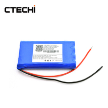 rechargeable 18650 battery pack 7.2v 3400mAh