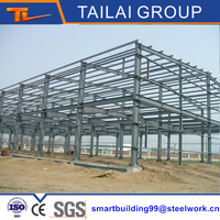 Design Building Light Steel Structural Frame