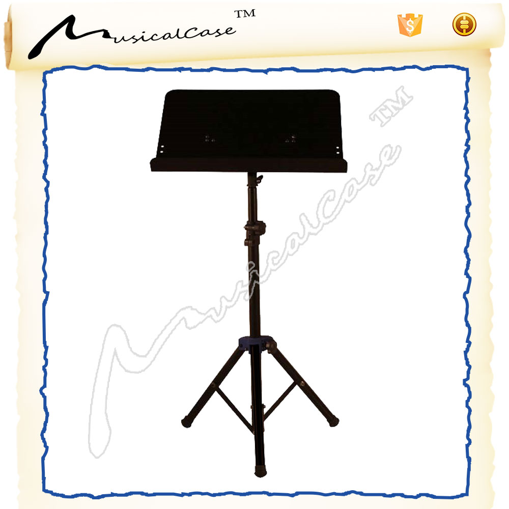 Universal music book display acrylic music stand